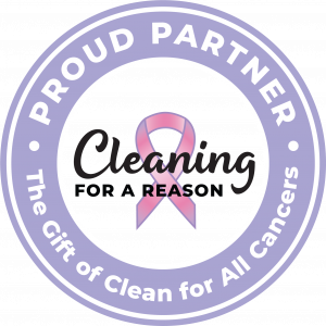 Cleaning for a Reason Partner Logo